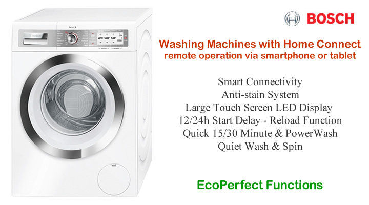 Compare Prices Bosch Washing Machines