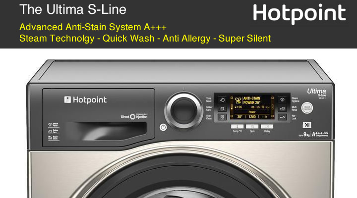 Compare Hotpoint Washing Machines