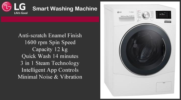 LG Washing Machine Prices and Models