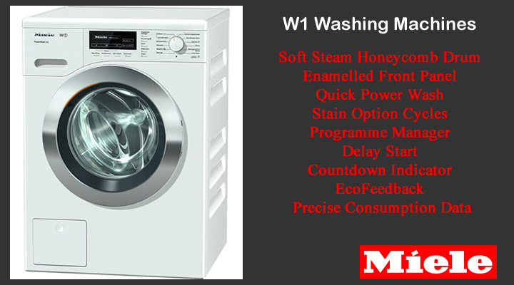 Miele Washing Machines compare prices and models