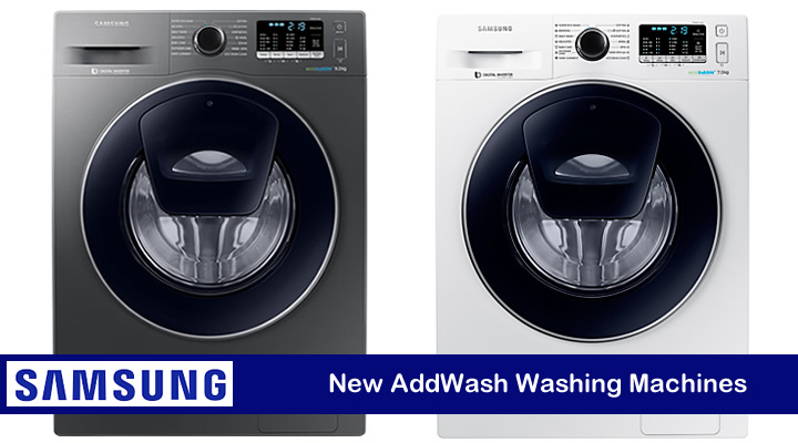 Samsung Washing Machines compare prices and models