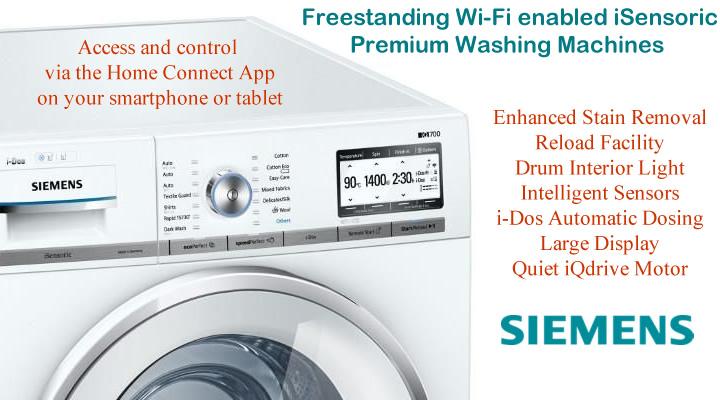 Siemens Washing Machines
